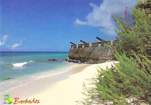 Barbados - ST ANNE'S FORT