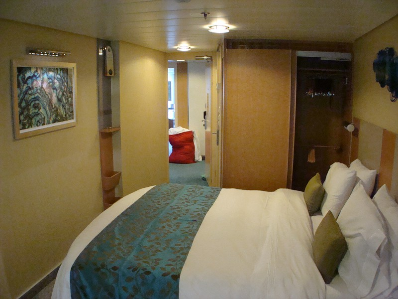 Central Park View Stateroom