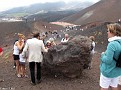 Mt Etna's Silvestri Craters & 2002 Lava Flow