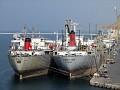 SEALO I & SEABULK HOPE Dubai port rashid