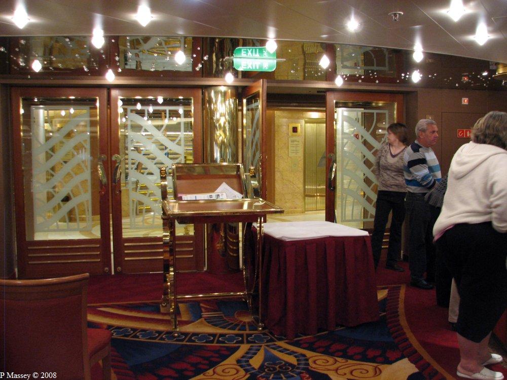 Ligurian Restaurant Oceana 20080419 022