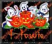 3 Ghosts & pumpkinHowie
