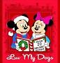 Christmas08 38Luv My Dogs