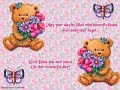 Teddy Bear Hugs