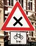 Freie Vorfahrt für Radfahrer!!? :o)