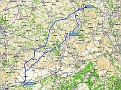 "Route ""Über RAVeL nach Namur"""