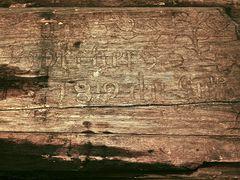 Baujahr der Bockwindmühle: 1812