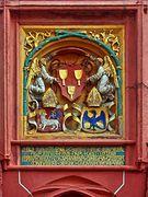Wappentafel Domherrenhof