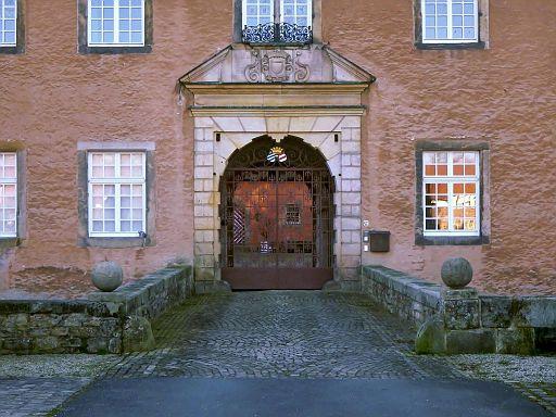 Eingang Haus Merlsheim