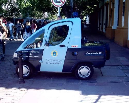 Argentina - Policia Federal