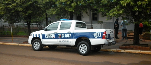 Argentina - Misiones - Policia Provincial