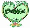 Debbie-froggies