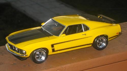 Mustang Boss 302 1969 Boss3021969001-vi