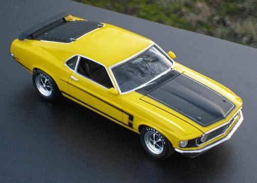 Mustang Boss 302 1969 Boss3021969047-vi
