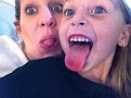 Lindsay & Lorelei.