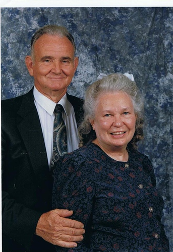 Galen and Betty Sharpe