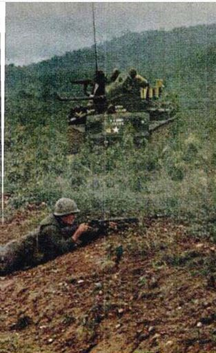 A5-LIFE Magazine pictures of NVA ambush outside DAK TO