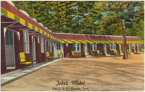 TOBE's Motel, Oneida, TN