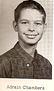 Adrain G. Chambers  Born 1950 - Died 1977