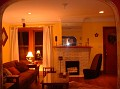 Old TCU House - Living