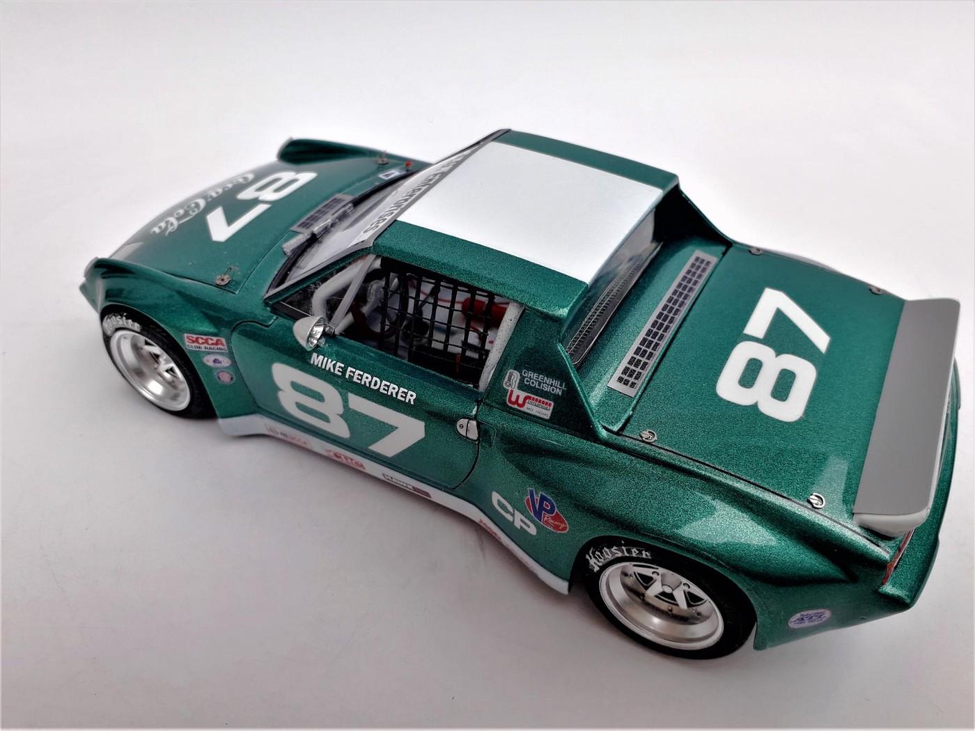 Quelques voitures du Championnat Trans Am des années 60 ,70,80,90 et divers SCCA Photo-vi