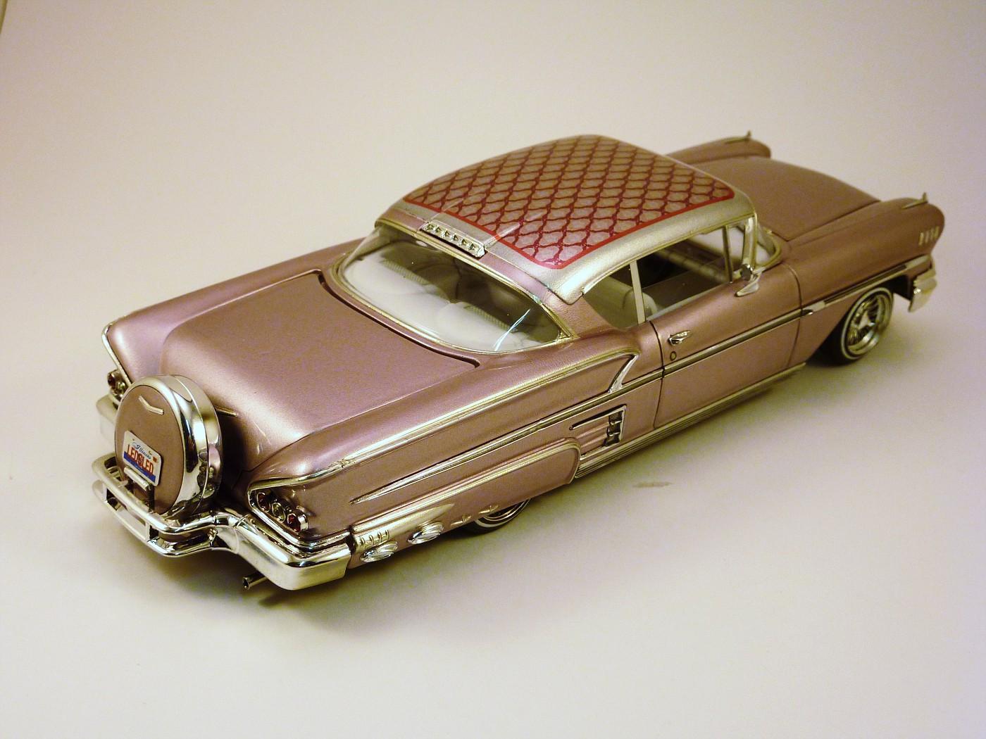 Chevy Impala 58  InalesChevy58Impalalowrider008-vi