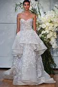 Monique Lhullier Bridal SS18 136