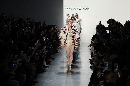 Son Jung Wan FW18 0995