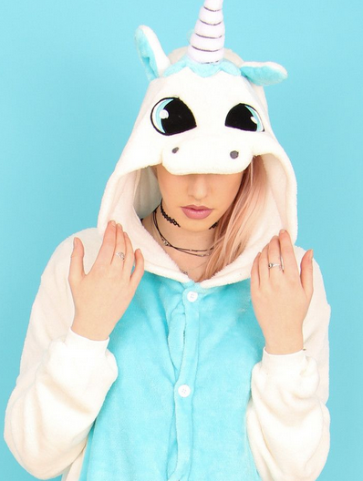 ladies unicorn onesie