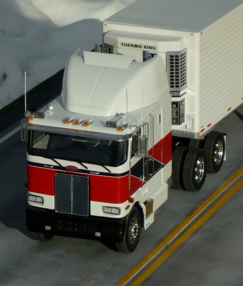 Photo: Aero Peterbilt 362 February 2012   2012 Builds and Projects