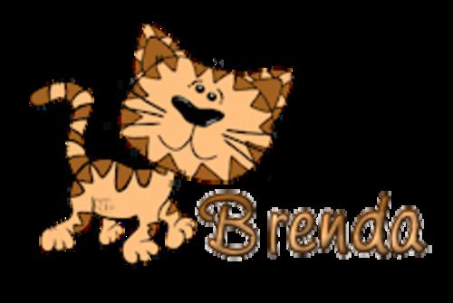 Brenda - CuteCatWalking