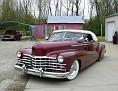 Al Lauer - Westergard 1941 Cadillac