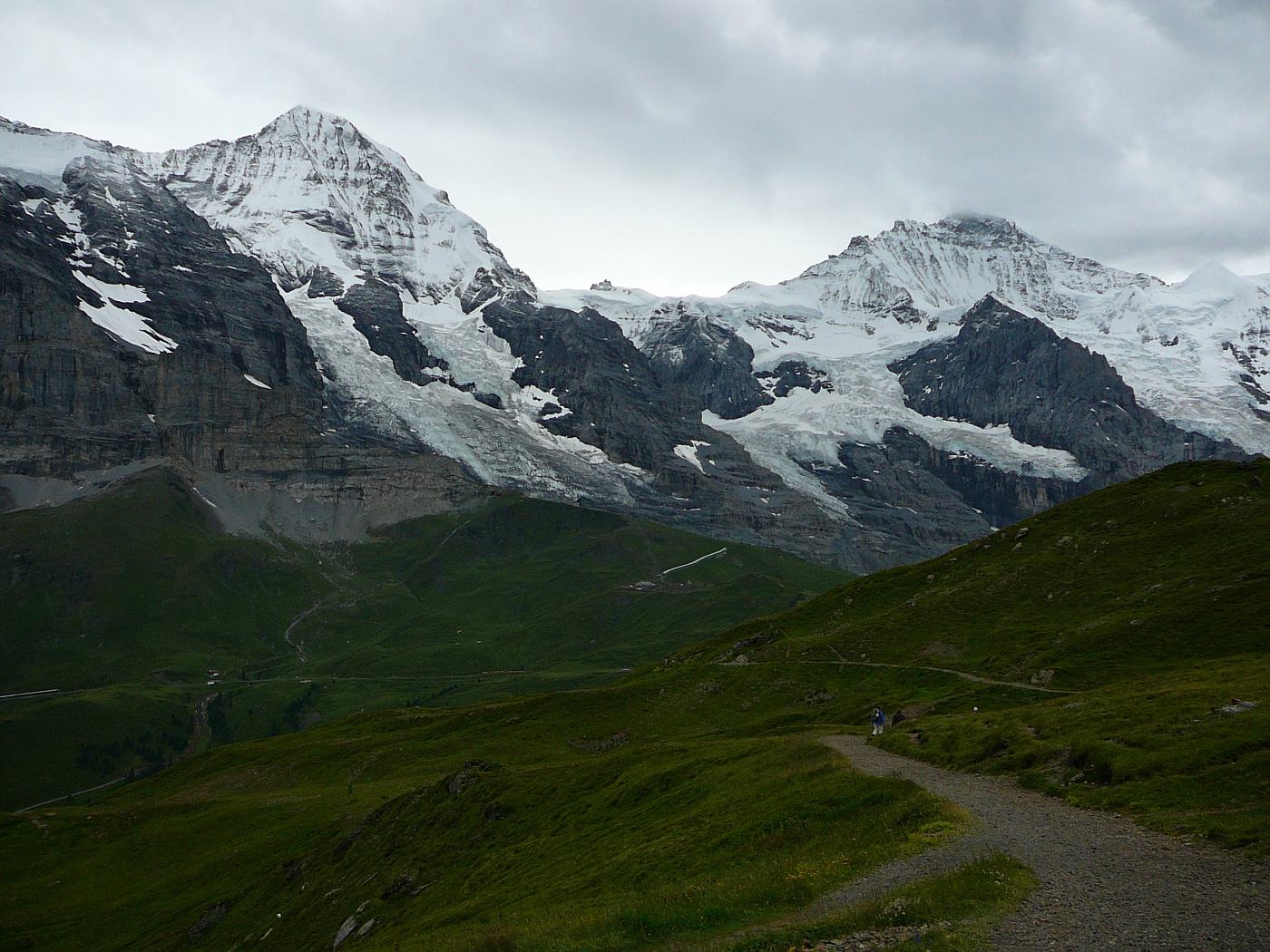 Eiger Mountain - Near Interlaken