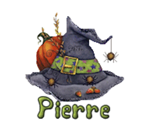 Pierre - CuteWitchesHat