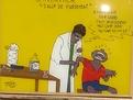 Registered Nurse 1 - Reverse Glass Painting