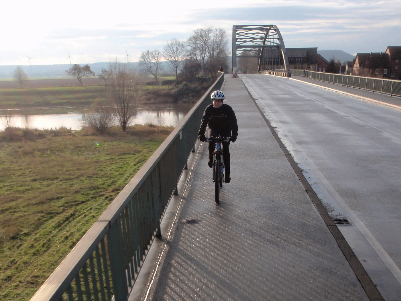 Weserbrücke Fuhlen