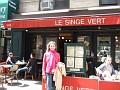 Le Singe Vert ~ Après Paris
