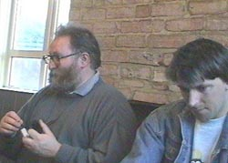 Jeremy Cole & Dave Reynolds