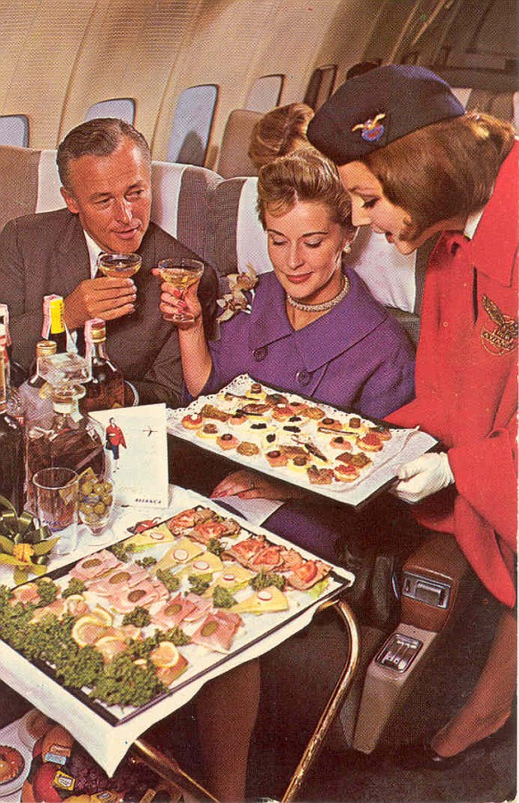 Twa First Class Den Jfk 1972 The Good Old Days Page 4