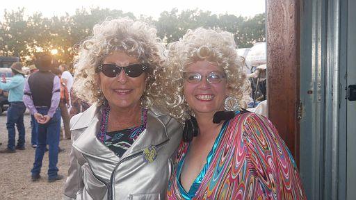 Two Blonde Bombshells!