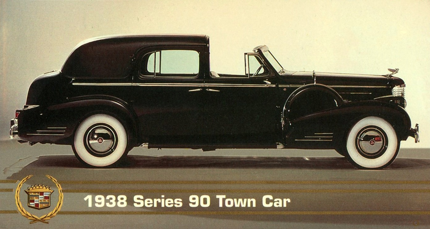 1993 Car & Driver Cadillac #038 (1)