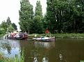 043. muziekboat, De Glazen Stad