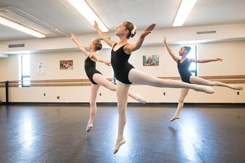Brighton Ballet Practice DG-148