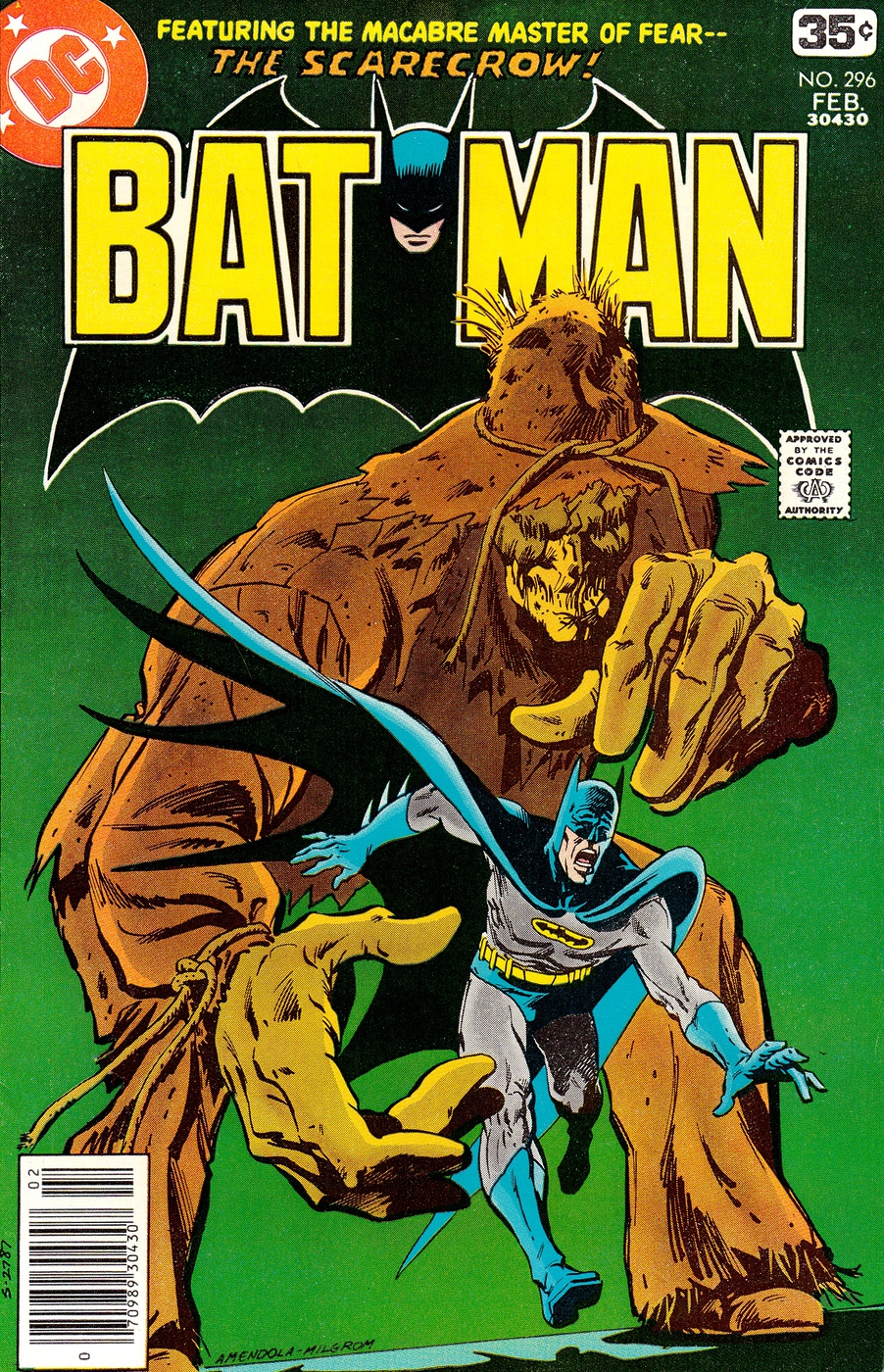Batman #296