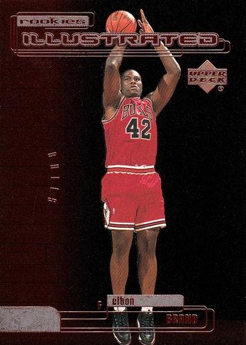 1999-00 Upper Deck Rookies Illustrated #RI-01 (1)