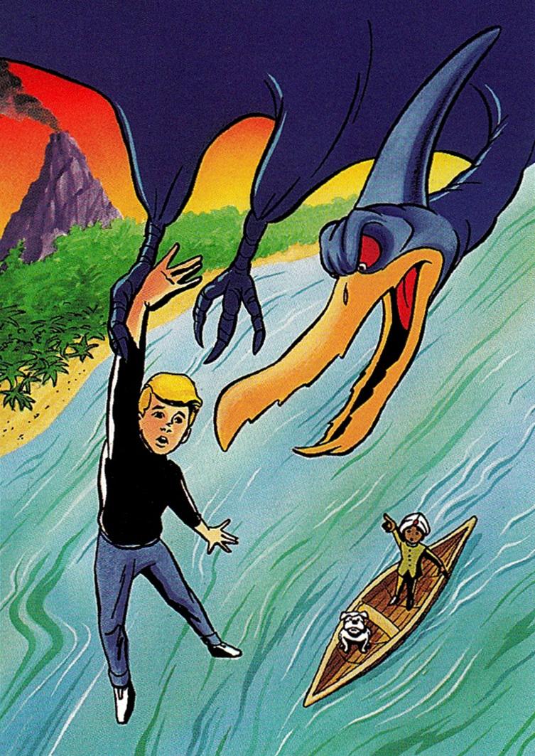 Hanna-Barbera Legends #43 (1)