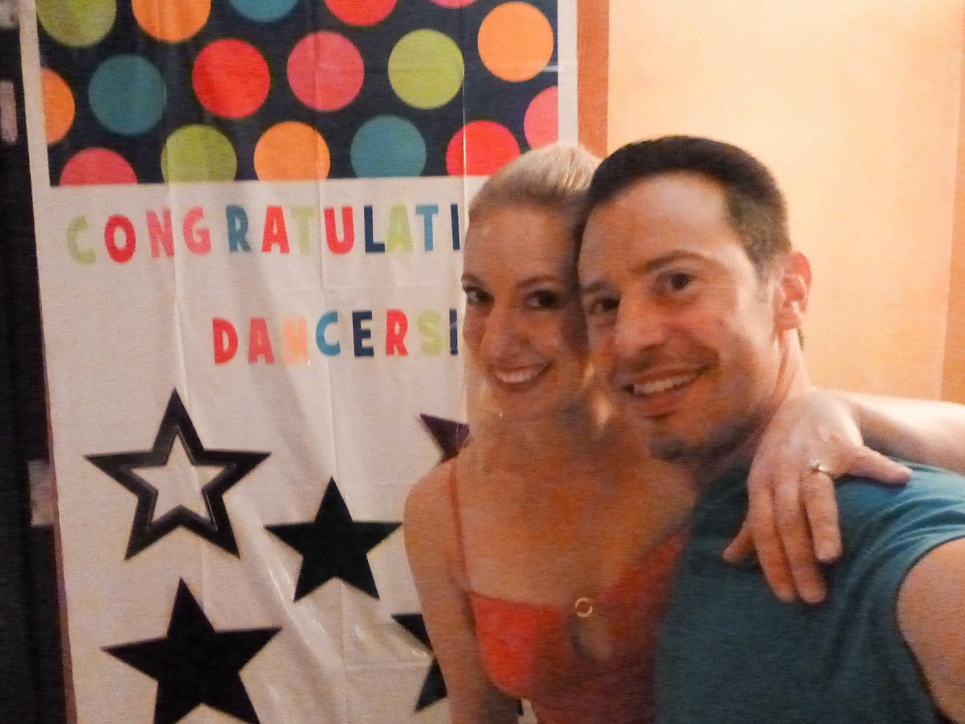 Congratulations Connecticut West Coast Swing and Hustle Dancers