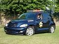 Alameda County Sheriff PT Cruiser