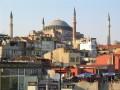 Hagia Sofia from my window!!!