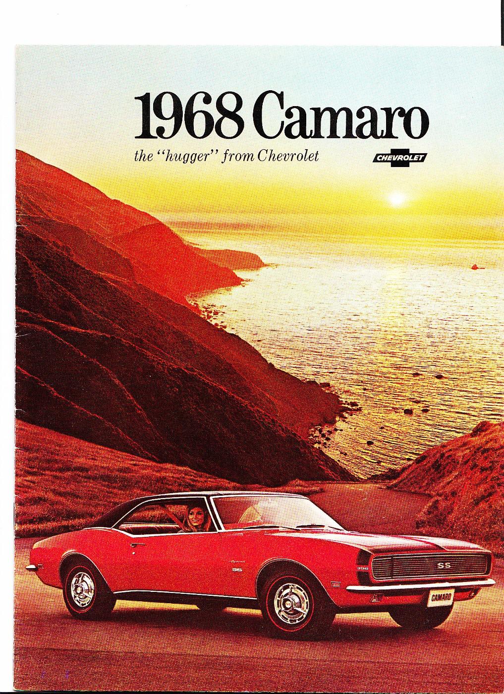 La Der de l'année : Chevy Camaro '68 Photo1-vi